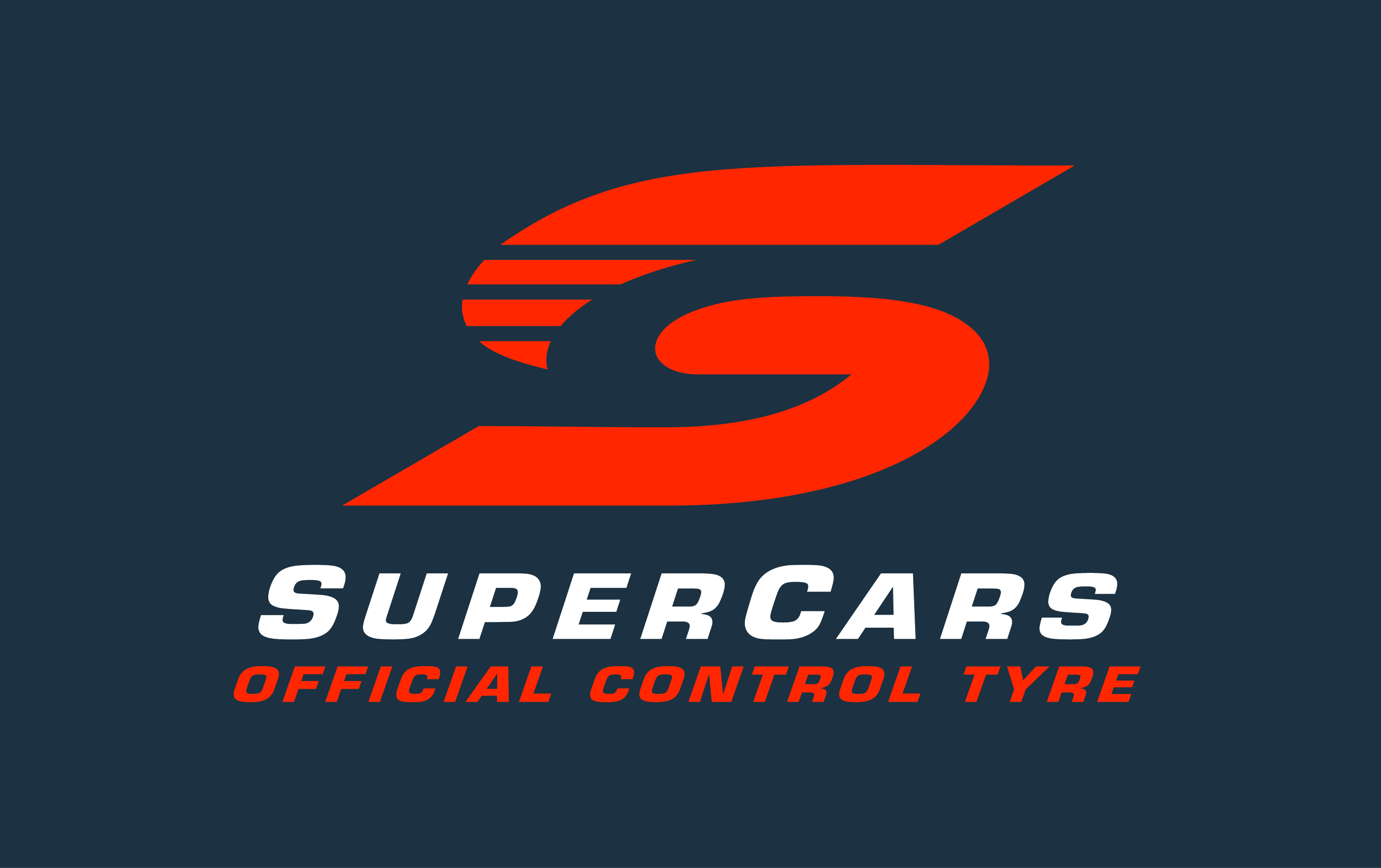 V8 Supercars - official control tyre